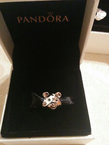 Breloque Authentique Pandora pudsey bear
