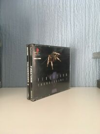 Playstation 1 Game - Firestorm Thunderhawk 2