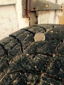 Bridgestone bizzak 195/60R/16 Kingston Kingston Area image 1
