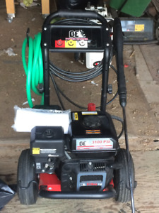 BE Gas Power Washer