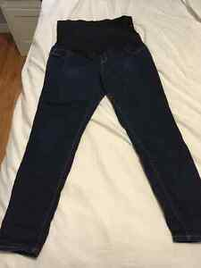 Dark Denim Maternity Jeans