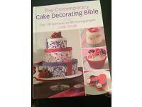 Cake decorating bible