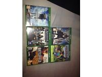Xbox one Games are for sale, each game £20 part from MC
