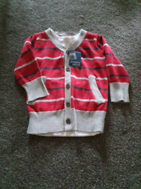 Baby Cardigan, new with tags