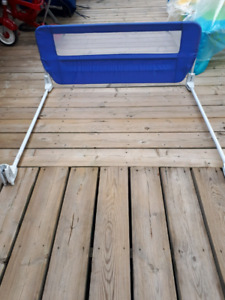 Safety Rail for Child's Bed