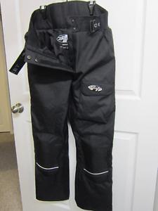 Womens Joe Rocket Waterproof Pants & Leather Boots for Sale
