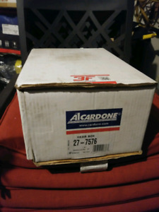 Power steering box for chevy truck