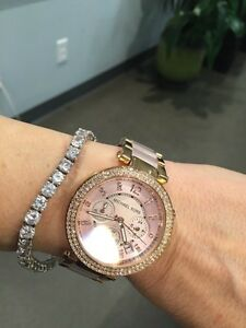 Michael KORS ROSEGOLD  ladies watch