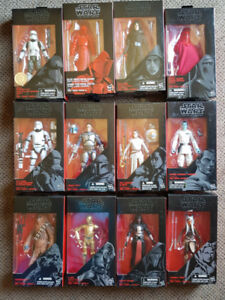 "Star Wars black series 6""  BUY TWO GET ONE FREE"