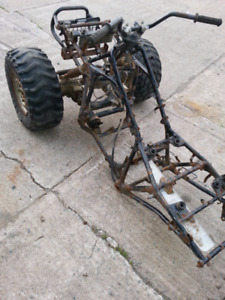 86-89 350 rearend great for 300 swap !