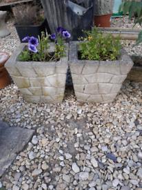 Pair of pots