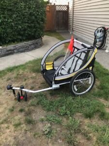 Bell Bicycle Trailer (2 child)