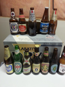 From the 70's - Original Beer Bottles for Sale
