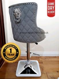1 x Brandnew Breakfast/Kitchen bar stool - Grey