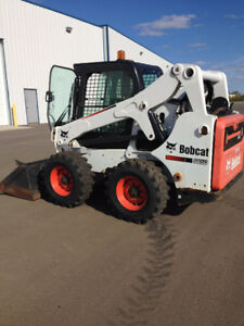 2012 Bobcat S650 Skid Steer