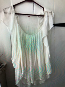 3 Free People Tops sz small