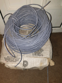 Cat 5E cable over 500 metres