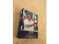 Golfers handbook