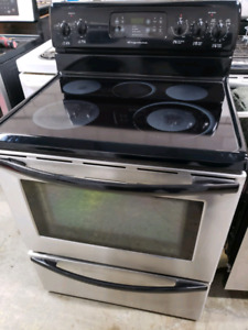 FRIGIDAIRE STAINLESS STEEL ELECTRIC RANGE