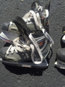 Boys skates for sale- size 3.5 and 4.5