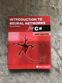 Introduction to Neural Networks for C#