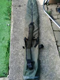 Fox 4 rod holdall for carp fishing