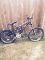 Santa Cruz super8 bike