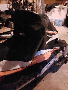 PARTING OUT 2012 M1100 TURBO 162 SNOWMOBILE
