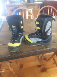 Youth Snow Board Boots