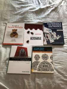 Humber College Business Management - Textbooks 4 Sale