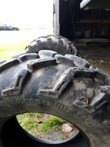Side-by-side tires