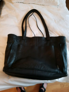 Rugby North America (M0851) Leather Shopper Tote Travel Bag 343a92be8d2a2