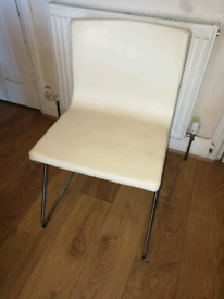 IKEA Dining Chairs Super Comfy!