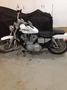 2001 Sportster Lady Driven