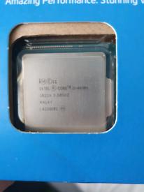 Intel i5-4690k cpu working order o.n.o