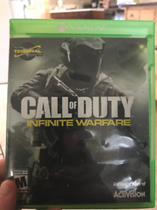 Call of duty Infinite Warfare (Pour XBOX)