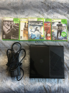 XBOX 360 [Comes with 5 Great Games]
