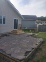 Landscaping - gardening - clean up