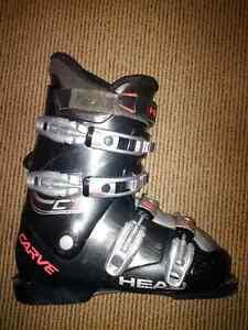 Head Carve C7 Ski Boot (mondo  size 25.5)