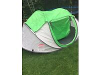 Coleman Galiano 4 man tent WITH carry case