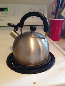 Kettle, Pot, and Pan