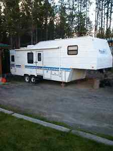 Original CAMPER 1996 OKANAGAN  6800 In Vancouver British Columbia For Sale