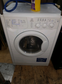 Indesit washer dryer liquid cover loose
