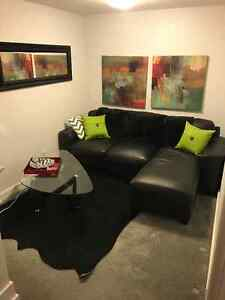 Modern Fully Furnished basement suite