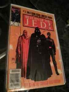 Return of the Jedi 1-4 1983 Limited series Cambridge Kitchener Area image 2