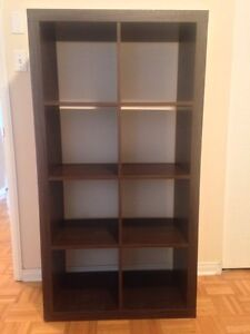 FREE Ikea Expedit bookcase 4x2 brown / GRATUIT étagère *GONE*