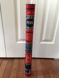 Fire Fighter extinquisher antique