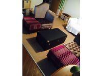 Chaise lounge beautiful set of 2