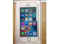 Iphone SE 64 gb boxed great condition