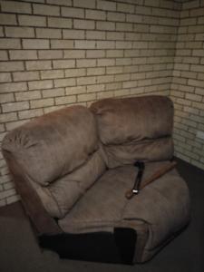 Single 2 person sofa lounge